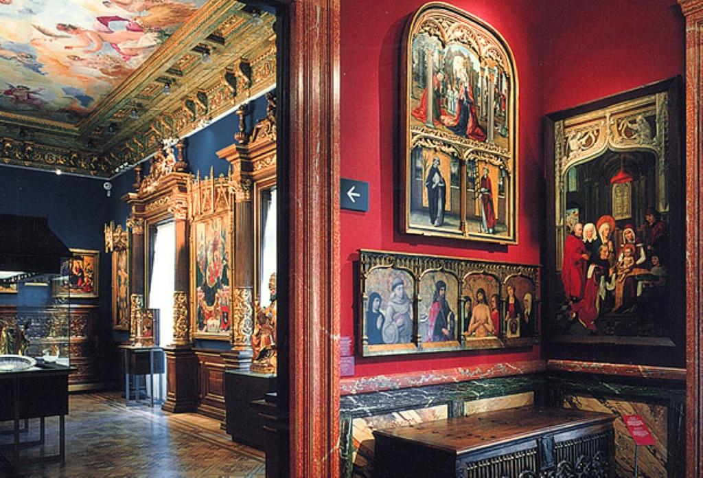 Музей ласаро гальдиано